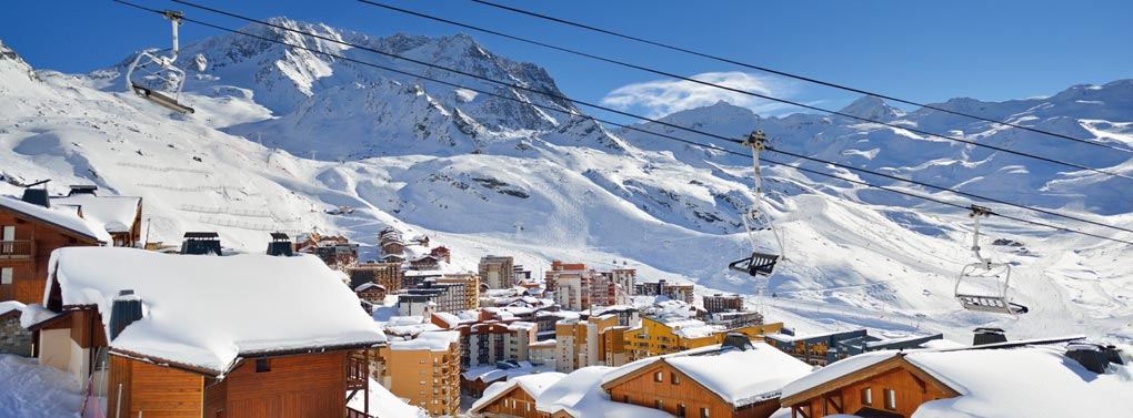 Val Thorens village